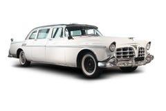 Cadillac klassikerbil Fotografering för Bildbyråer