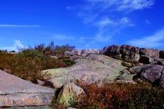 cadillac krajobrazu gór Obrazy Royalty Free