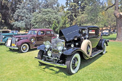 Cadillac kupécabriolet Royaltyfri Bild