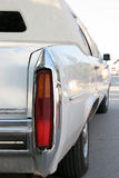 Cadillac limousine Stock Photography