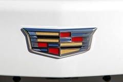 Cadillac logo Royalty Free Stock Photography