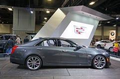 Cadillac Luxury Automobile Royalty Free Stock Photo