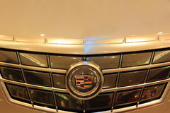 Cadillac Luxury Car Royalty Free Stock Photos