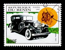 Cadillac, 1931 modelos, serie dos carros do vintage, cerca de 1997 Imagens de Stock Royalty Free