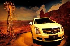 Cadillac motorisk show i Peking Royaltyfri Fotografi