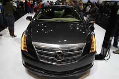 Cadillac novo ELR 2014 Imagens de Stock Royalty Free