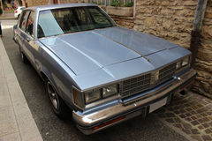 Cadillac oldsmobile 1984 - Front Stock Photos