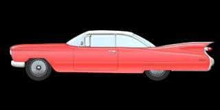 Cadillac, Oldtimer, Vintage Car Stock Photo