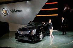 Cadillac op CDMS 2012 Stock Afbeeldingen