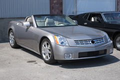 Cadillac XLR Royalty Free Stock Photo