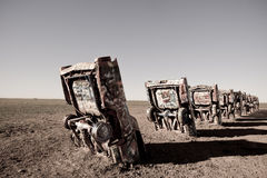 Cadillac Ranch Stock Images