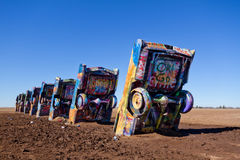 Cadillac Ranch Stock Photos