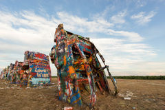 Cadillac Ranch Stock Photography