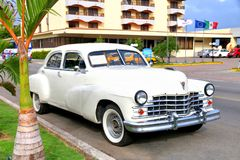 Cadillac-Reeks 62 Stock Foto