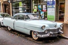 Cadillac-Reeks 62 Stock Afbeeldingen