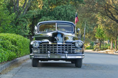 Cadillac-Reihe 61 Ca Front 1947 stockbild