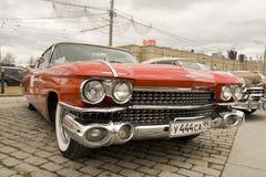 Cadillac retro Foto de Stock