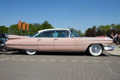 1959 Cadillac Sedan De Ville classic car Stock Image