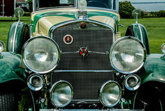 1930 Cadillac-Sedan Fleetwood Stock Afbeelding