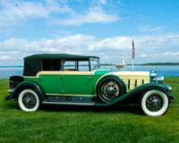 1930 Cadillac Sedan Fleetwood. Royalty Free Stock Photos