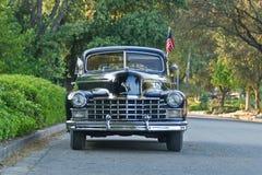 Cadillac serie 61 ca Framdel 1947 Fotografering för Bildbyråer