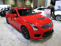 Cadillac Sports Coupe Royalty Free Stock Photography