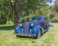 Cadillac 1936 V-16 Royaltyfria Bilder