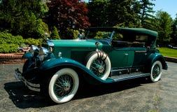 Cadillac 1929 V8 Lizenzfreies Stockfoto