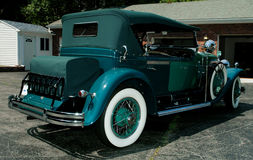 Cadillac 1929 V8 Fotografía de archivo libre de regalías