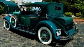 Cadillac 1929 V8 Stockfotografie