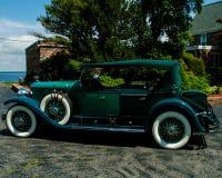 Cadillac 1929 V8 Imagen de archivo libre de regalías