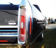Cadillac V8 royaltyfri fotografi