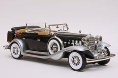 Cadillac V16 Sport Phaeton 1932. 1932 Cadillac V16 Sport Phaeton, Anson Classics 1:18 scale die-cast model Stock Photos