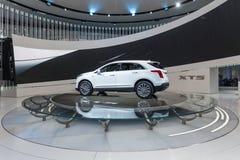 2016 Cadillac XT5 Royalty-vrije Stock Fotografie