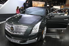 Cadillac XTS 2013 Royalty Free Stock Images