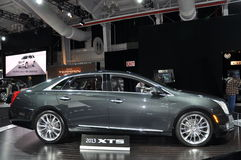 Cadillac XTS imagem de stock royalty free
