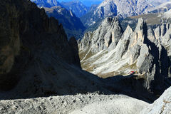 Cadini di Misurina Royalty Free Stock Image