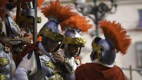Cadix, Andalousie, Espagne ; Le 12 février 2018 : Célébration de carnaval de Cadix Image stock