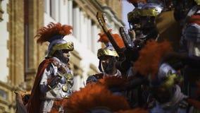 Cadix, Andalousie, Espagne ; Le 12 février 2018 : Célébration de carnaval de Cadix Photo stock