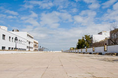 Cadiz in Andalucia, Spain Royalty Free Stock Photo