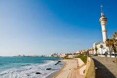 Cadiz in Andalucia, Spain Royalty Free Stock Photo