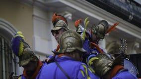 Cadiz, Andalusia, Spain; February 12 2018: Cadiz Carnival Celebration Stock Photo