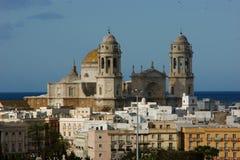 Cadiz Cathedral Stock Image