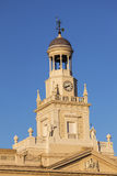 Cadiz City Hall on Plaza San Juan de Dios. Cadiz, Andalusia, Spain Stock Photos