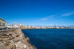 The Cadiz Royalty Free Stock Photos