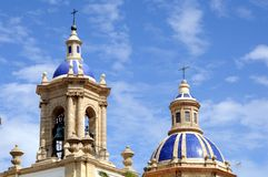 Cadiz Royalty Free Stock Photos