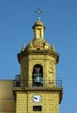 Cadiz Klocka torn Arkivbilder