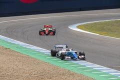 CADIZ - MAY 28: World Series Formula V8 3.5 at Jerez de la Front Stock Photo