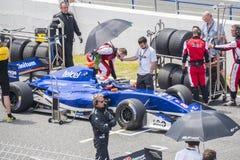 CADIZ - MAY 28: World Series Formula V8 3.5 at Jerez de la Front Stock Photos