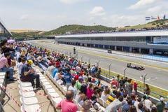 CADIZ - MAY 28: World Series Formula V8 3.5 at Jerez de la Front Royalty Free Stock Photography